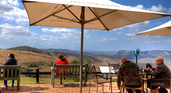 Hluhluwe iMfolozi Game Reserve View Point